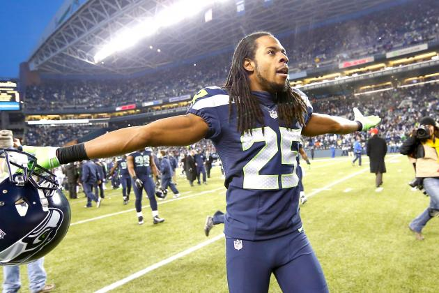 Seahawks' Richard Sherman Slays Jets' Darrelle Revis in Twitter Feud