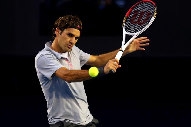 Roger Federer: Rest Will Be Key to Big 2013 for Fed-Ex