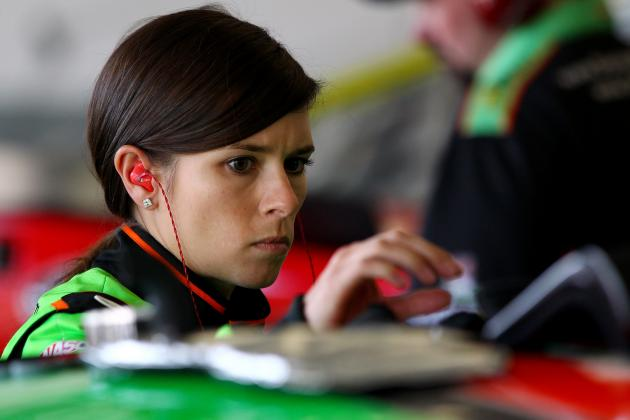 Daytona 500: Danica Patrick Can Break Ground for Women's Sports with Victory