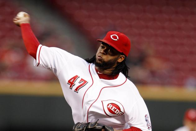 Reds Won't Let Johnny Cueto Pitch in the 2013 WBC