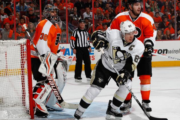 Philadelphia Flyers vs. Pittsburgh Penguins: Live Score Updates and Analysis