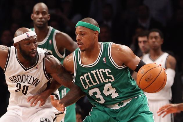 Paul Pierce Trade Rumors: Trading 'Truth' to Brooklyn Would Be Slap in the Face