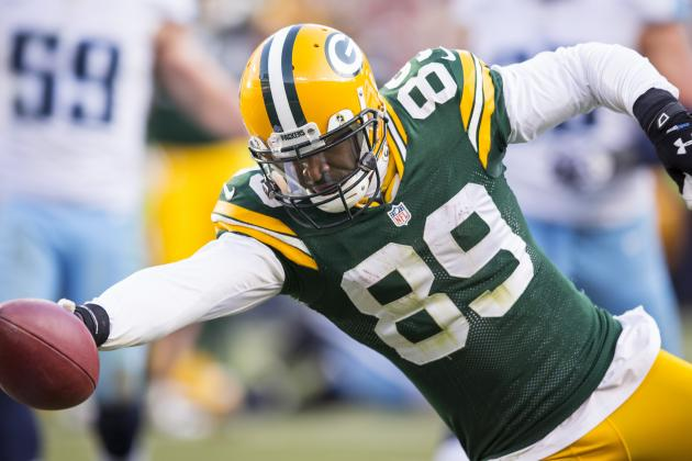 James Jones: I Don't Need the NFL to Protect My Head