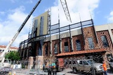 Mike Bohn, Phil DiStefano Present Upgrades Plan to Board of Regents