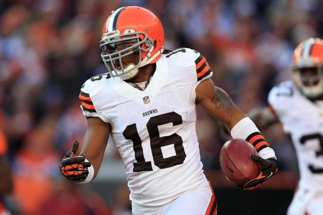 Josh Cribbs Hasn't Heard Yet from Browns About Re-Signing