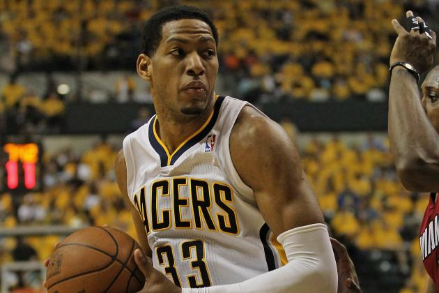 Pacers GM Says Danny Granger Won't Be Traded