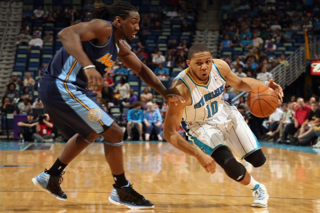 Detroit Pistons Should Gamble on Eric Gordon at Shooting Guard