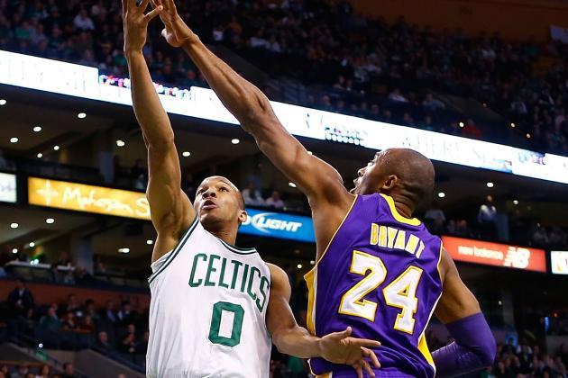 Boston Celtics vs. LA Lakers: Live Score, Results and Game Highlights