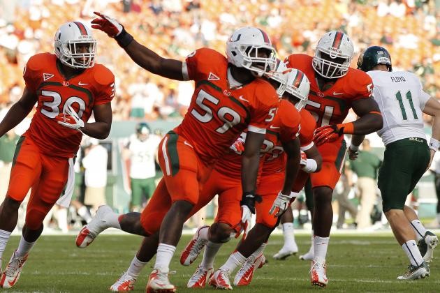 NCAA Reportedly Accuses 3 Miami Coaches of Giving False Information During Probe