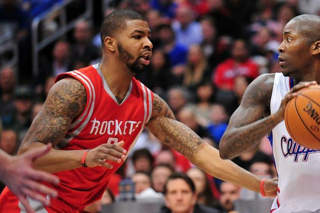 Report: Rockets Trade Marcus Morris to Suns