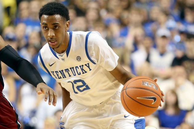 Ryan Harrow and Alex Poythress Return to Starting Lineup