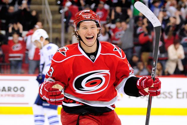 Canes' Jeff Skinner out Indefinitely with Concussion