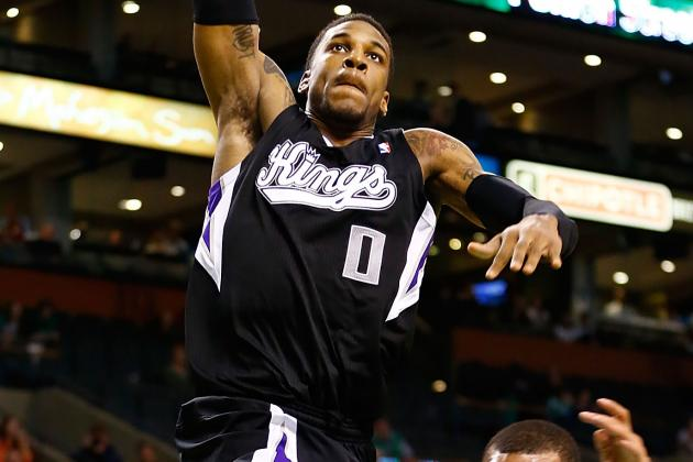 Reports: Kings Trade Thomas Robinson to Rockets