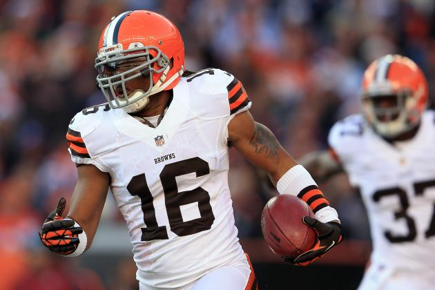 Cleveland Browns to Meet with Josh Cribbs' Agent During Combine