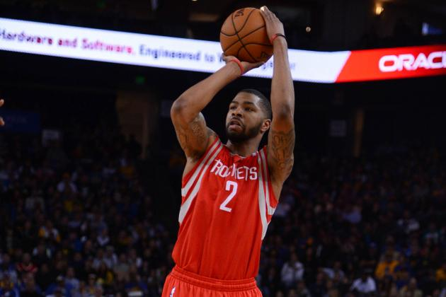 Report: Rockets Trade Marcus Morris to Suns for Pick