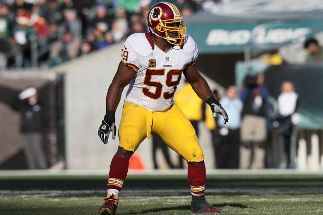 Why the Washington Redskins May Be Better Off Without London Fletcher