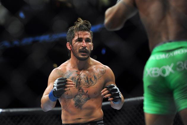 Ian McCall Hopes Lawler Knocks the F*** out of Koscheck at UFC 157
