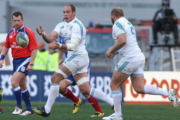 RBS 6 Nations Rugby: Italy To Battle Wales Without Parisse