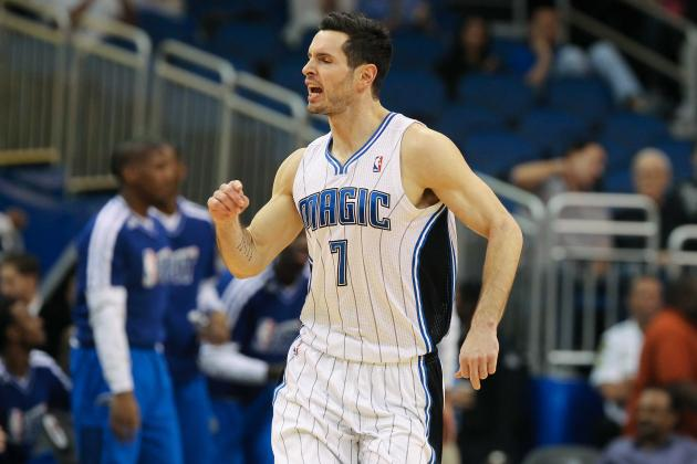J.J. Redick Trade Rumors: Sharpshooter a Perfect Fit for Indiana Pacers
