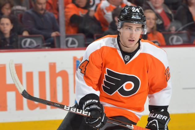 Matt Read Will Not Return vs. Penguins Due to Upper Body Injury