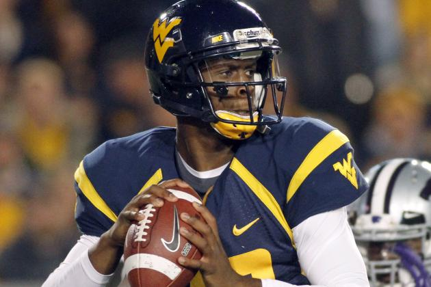 Geno Smith Combine: Strong Showing Will Land Quarterback No. 1 Overall Selection
