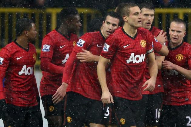 Is Manchester United's 12-Point Lead Insurmountable This Season?