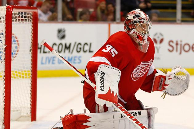Red Wings Catch a Break: Goalie Jimmy Howard Cleared to Play