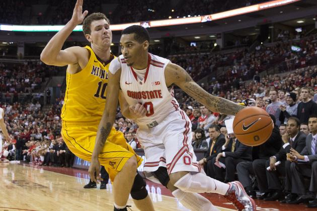 Ohio State Men's Basketball Blows out Minnesota, 71-45
