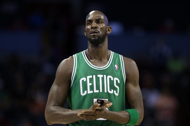 Boston Celtics Must Let Kevin Garnett Retire in Green