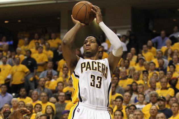 NBA Rumors: Pacers Would Be Wise to Hold on to Danny Granger