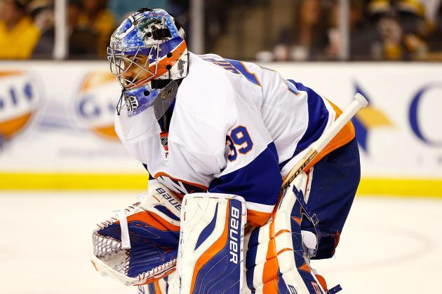 Rick DiPietro Can't Even Save New York Islanders
