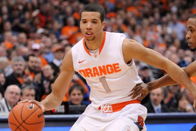 Fair, Carter-Williams Lead Syracuse to 84-59 Rout of Providence