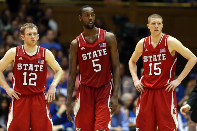 N.C. State Basketball:  Wolfpack Still a Dangerous Tournament Team