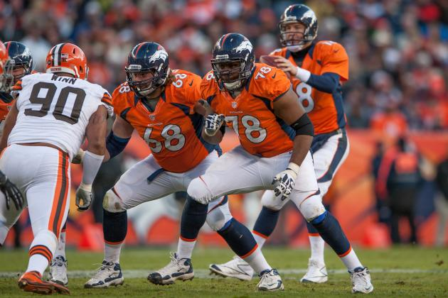 Pros and Cons of Denver Broncos Franchise Tagging Ryan Clady