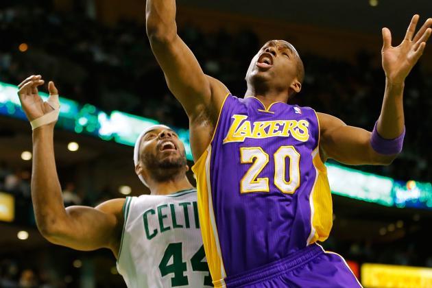 Lakers Beat Celtics 113-99