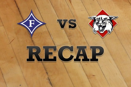 Furman vs. Davidson: Recap, Stats, and Box Score