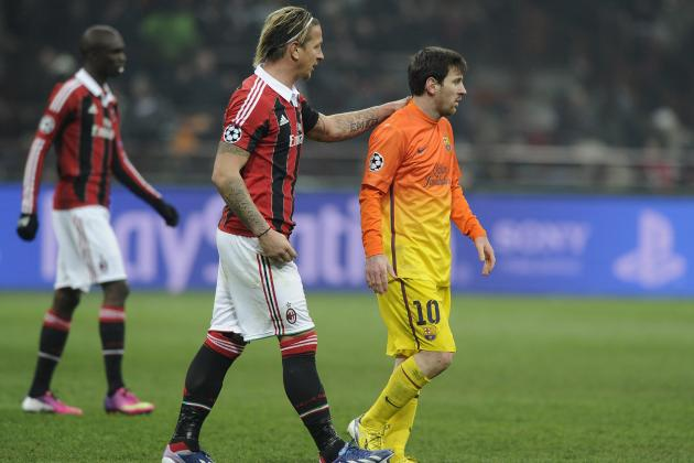 After San Siro Humiliation, Barcelona Need to Consider European Reshuffling