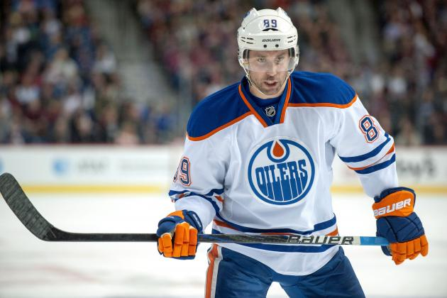 Sam Gagner Quietly Putting Together a Great Season for the Edmonton Oilers