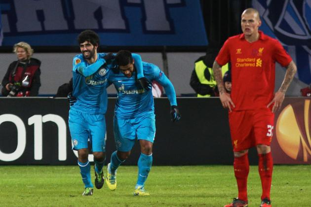 Liverpool vs. Zenit: Defense Still Key for Reds in Must-Win Europa League Clash