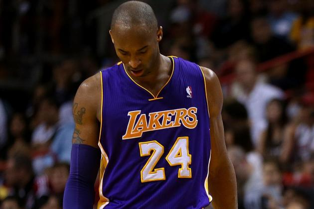 Video: Kobe Bryant Pays Tribute to Jerry Buss