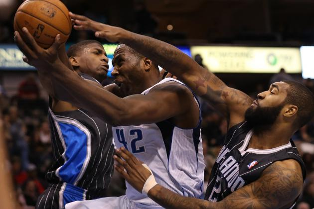 Rapid Reaction: Mavericks 111, Magic 96