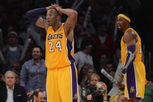 Kobe-Shaq vs. Kobe-Dwight: Comparing the Tumultuous Relationships