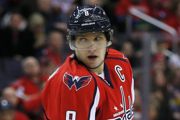 Caps Open Homestand with Two vs. Devils