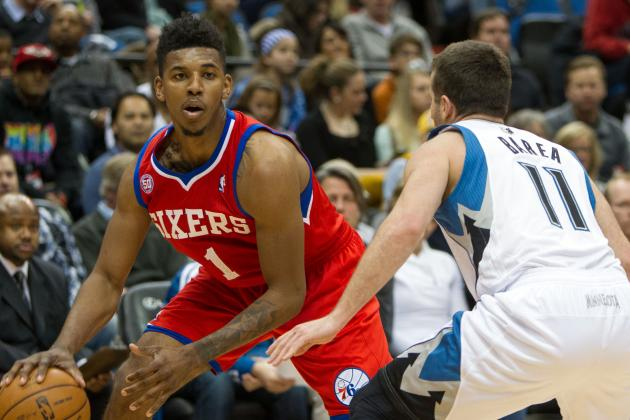 Sixers Fall Short Against Timberwolves