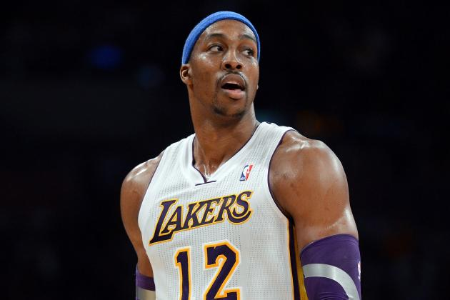 Are LA Lakers Expecting Too Much from Dwight Howard Too Soon?