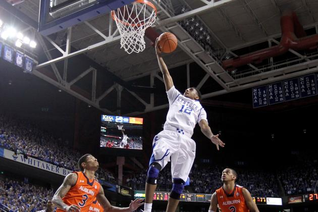 Ryan Harrow Returns, Kentucky Wins