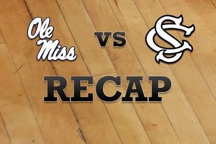 Mississippi vs. South Carolina: Recap, Stats, and Box Score