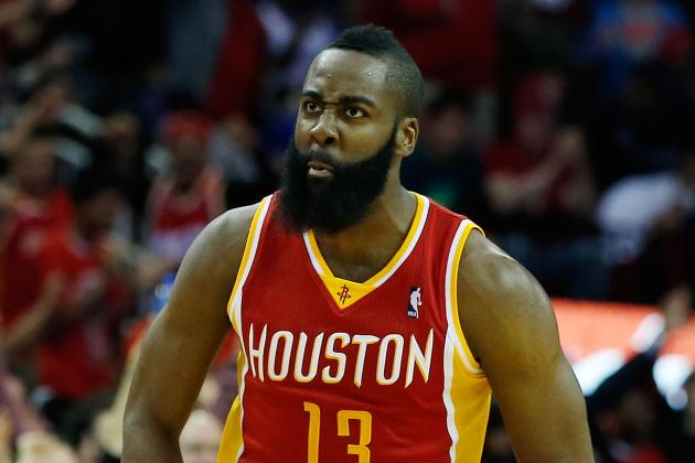 Career High vs. OKC a Harsh Reminder Thunder Will Never Replace James Harden
