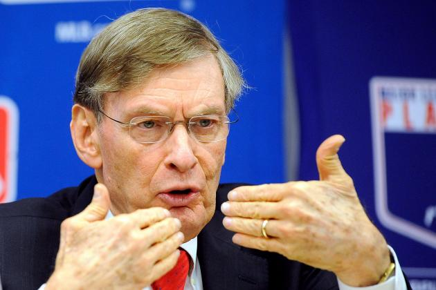 Commissioner Bud Selig Must Take the Fall After Baseball's Latest PED Scandal
