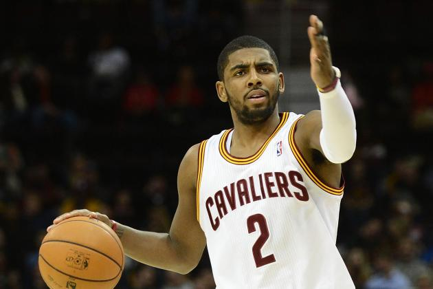 Irving Scores 20 in Fourth Quarter to Key 105-100 Win over Hornets